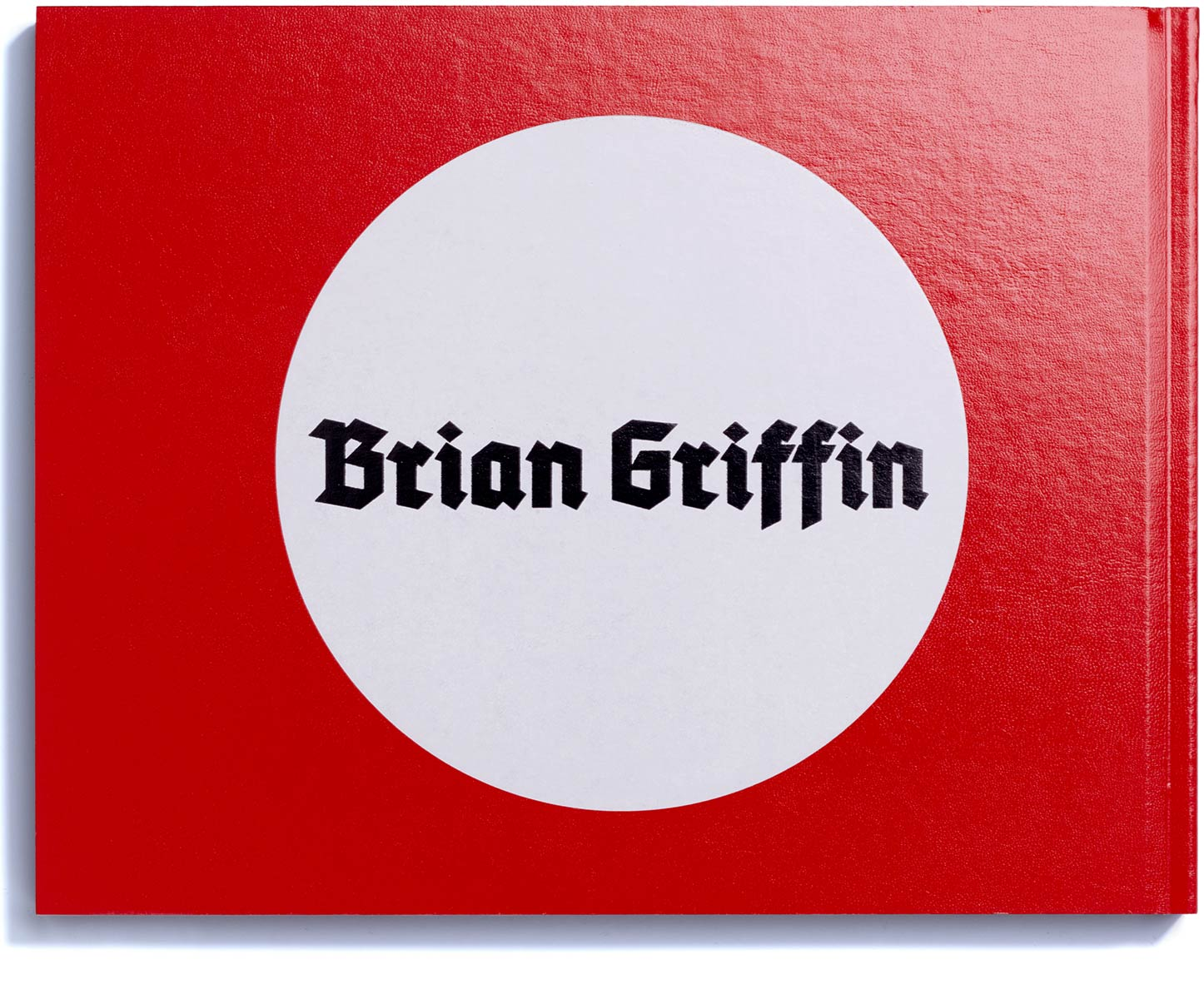 Himmelstrasse, Brian Griffin, published by Browns Editions, designed by Browns Design, book, photography