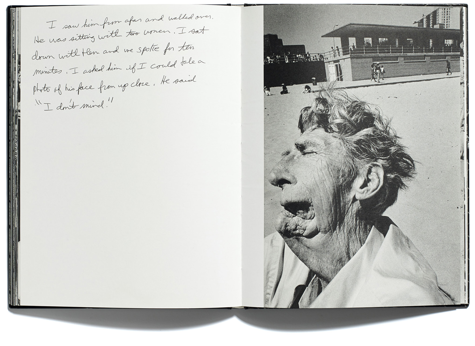 Bruce Gilden, Coney Island, Published by Browns Editions, Designed by Browns Design book