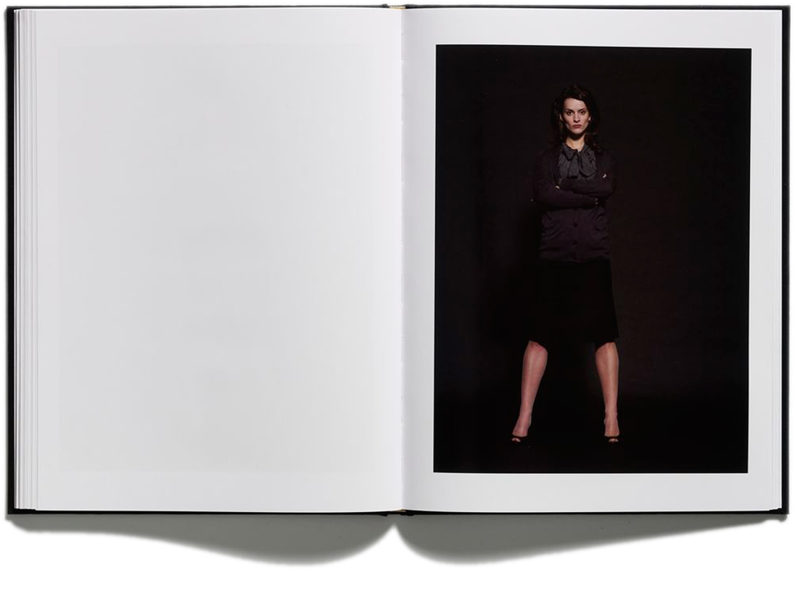 Browns Editions, Jonathan Ellery, Constance, designed by Browns Design , performance, book