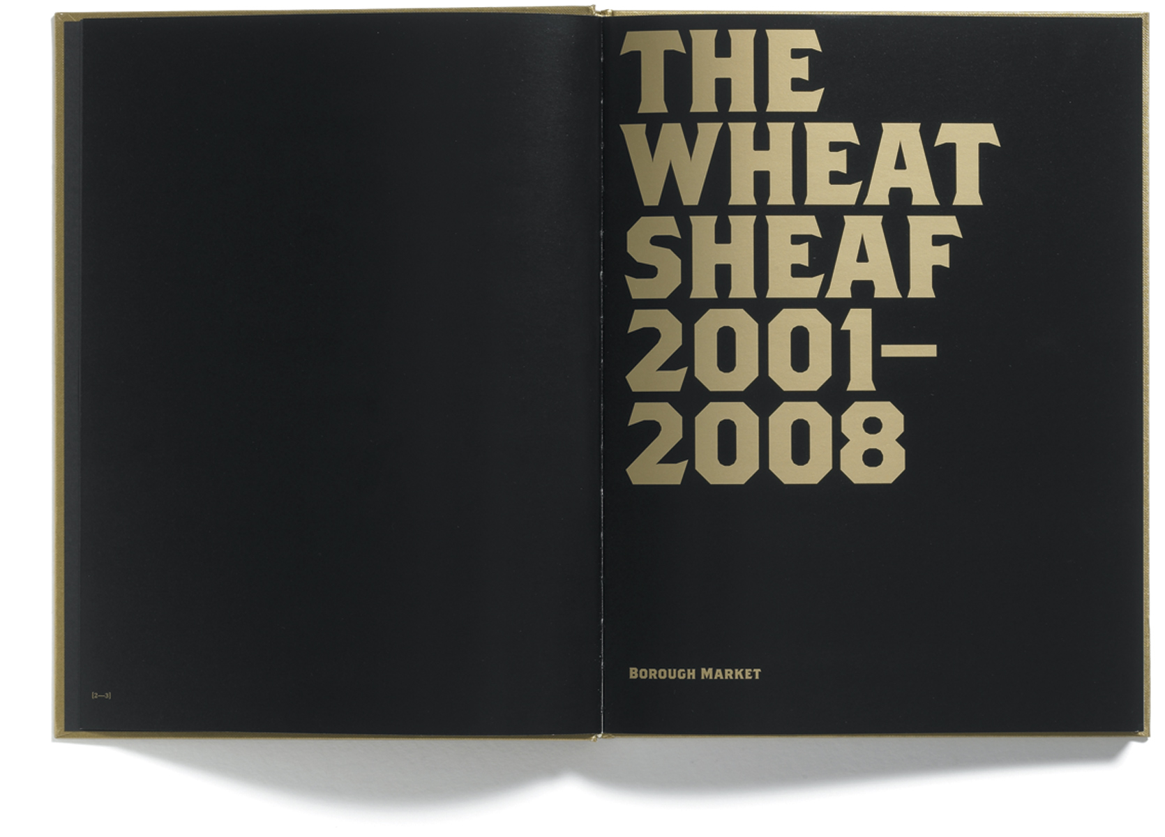 The Wheatsheaf RIP, John Ross, published by Browns Editions, designed by Browns Design