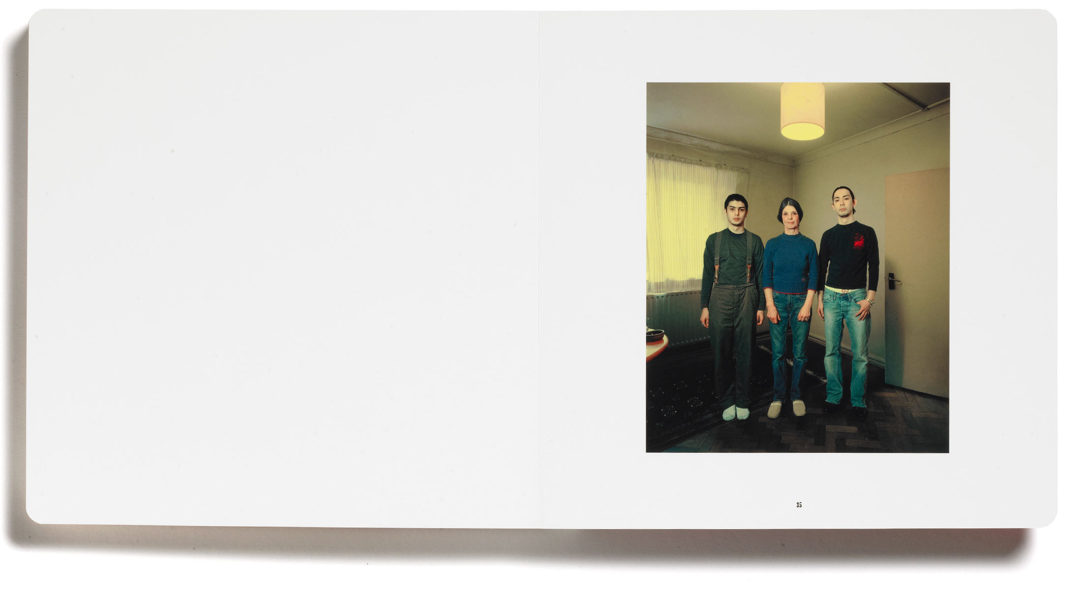 Thrice Removed, David Stewart, Published by Browns Editions, Designed by Browns Design