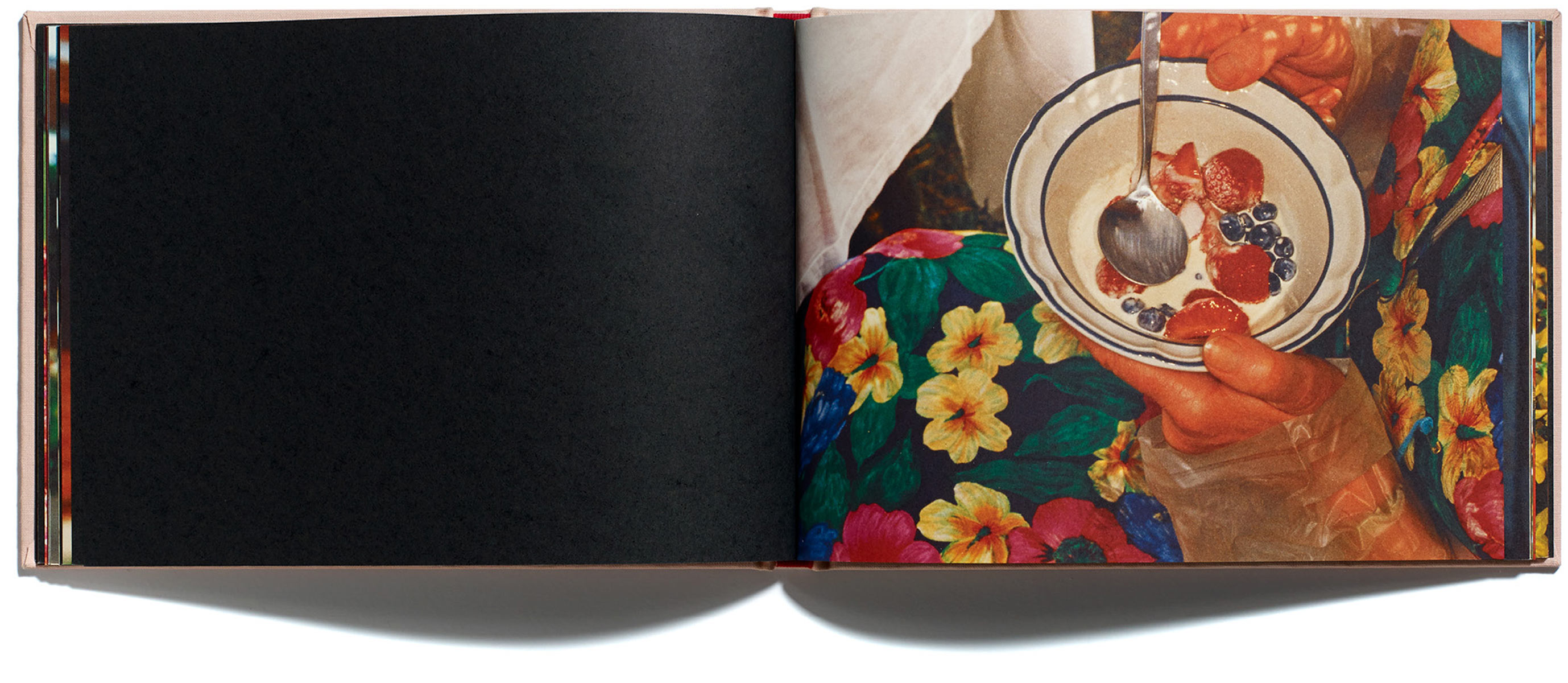 Martin Parr, Flowers, published by Browns Editions, designed by Browns Design book