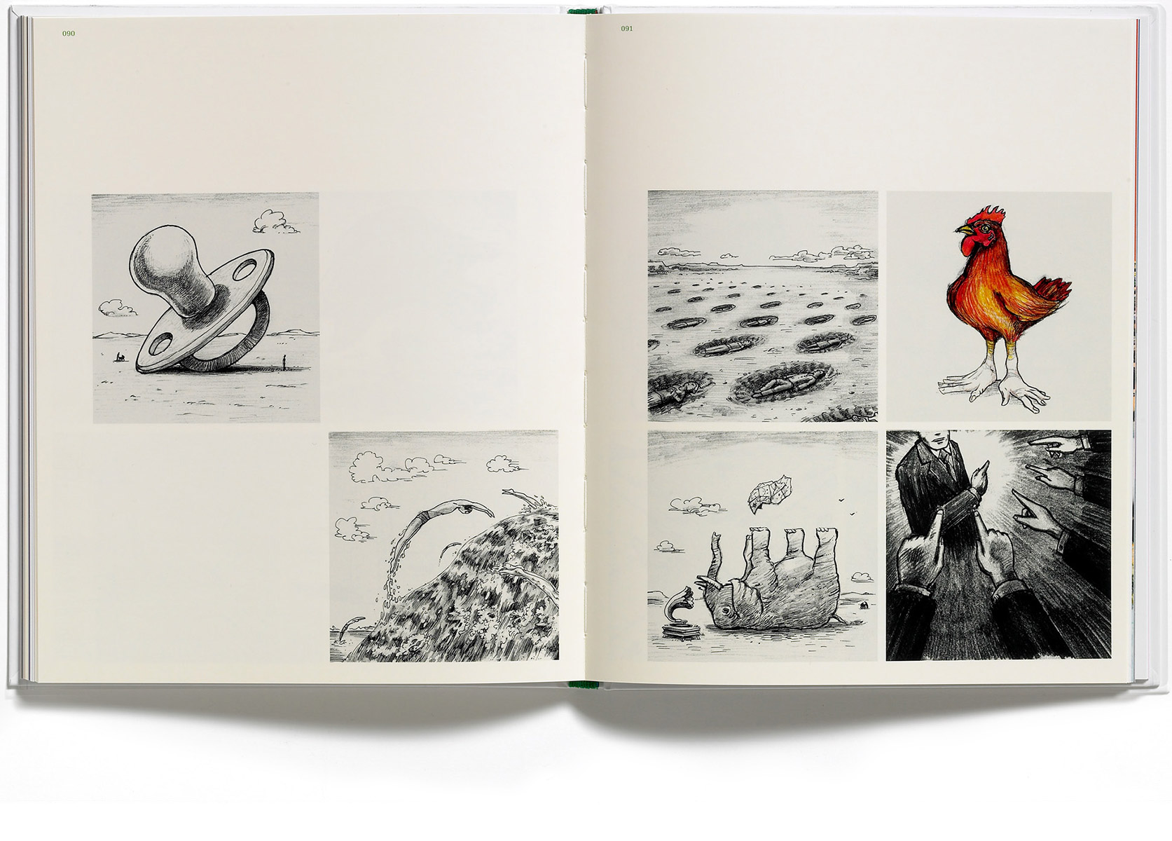 Browns Editions, Storm Thorgerson, Howard Smith Paper Lecture Series