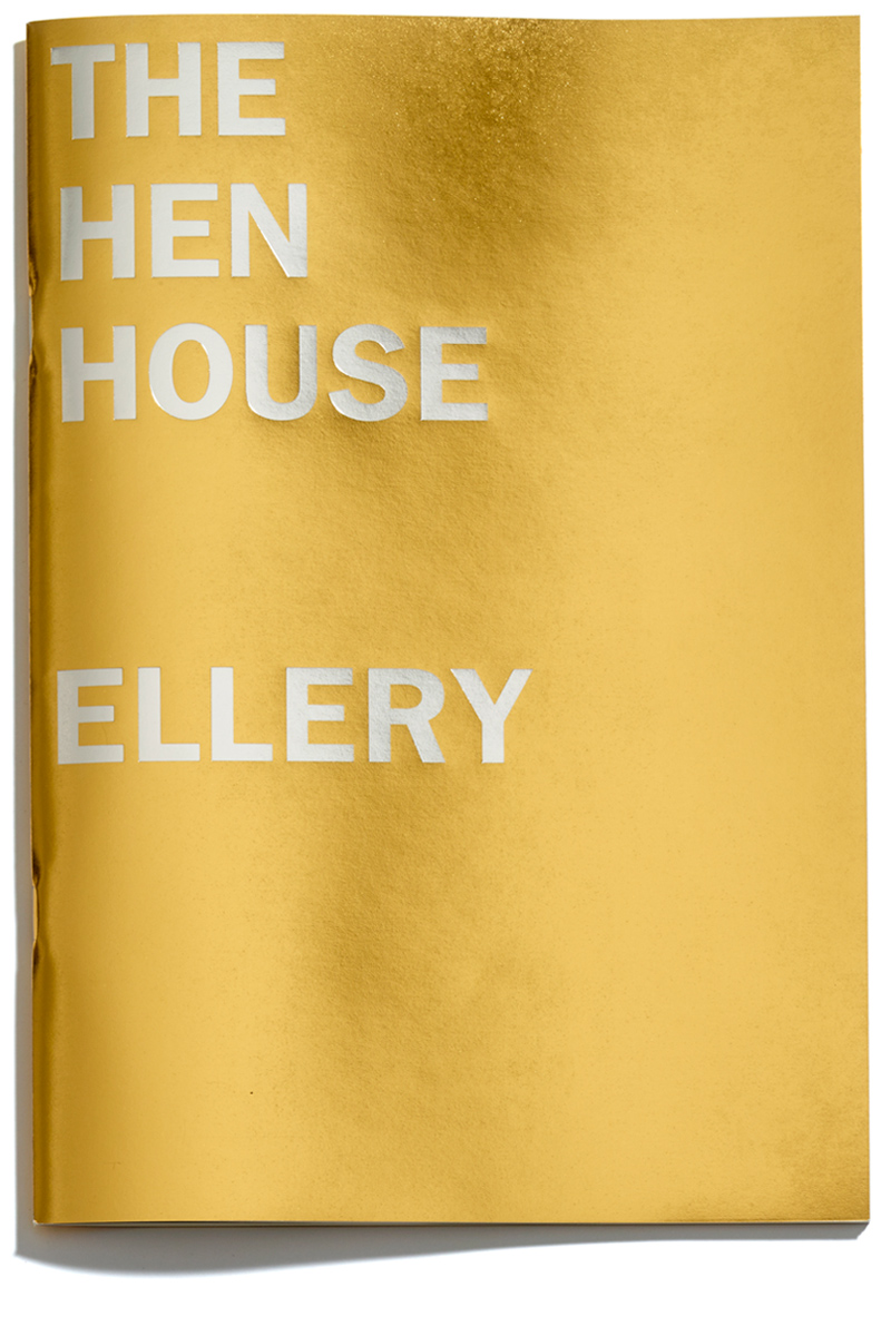 The Hen House, Jonathan Ellery, published by Browns Editions, designed by Browns Design, Book, publication