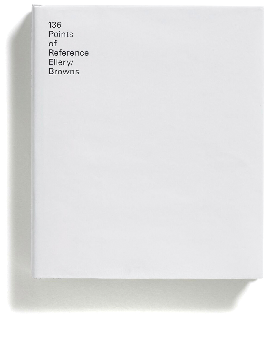 Browns Editions, Jonathan Ellery, 136 Points of Reference, Browns Design