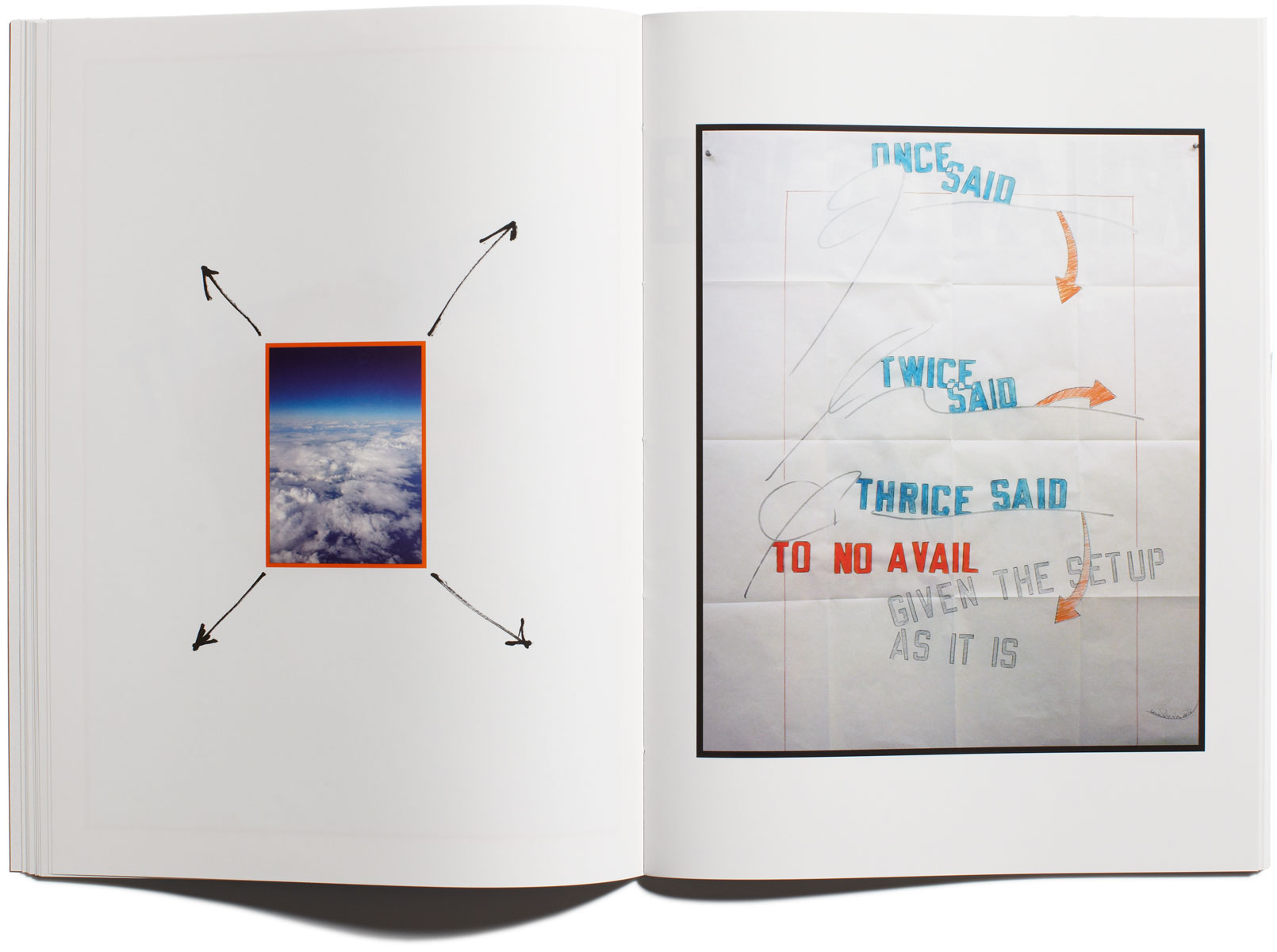 Browns Editions, Browns Editions Publishing, Browns Editions Books, Browns Editions Jonathan Ellery Lawrence Weiner, Browns Editions Here It Is Here It Aint, Browns Editions Jonathan Ellery Lawrence Weiner Here It Is Here It Aint